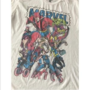 Vintage marvel comics T-shirt